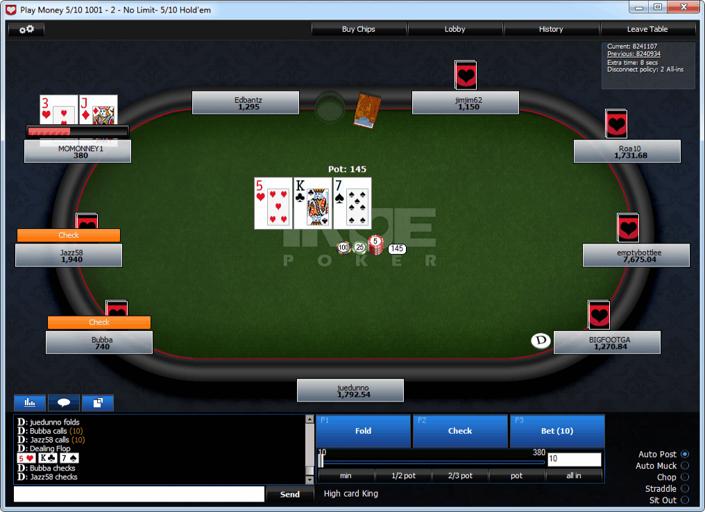 Best game online poker