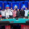 WSOP Main Event November Nine Sees Six Flags Represented