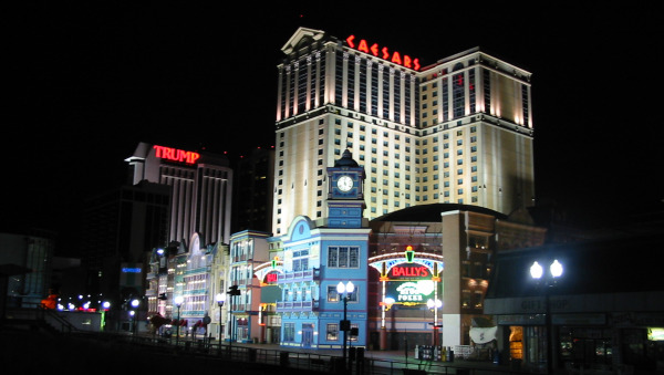 ceasers palace atlantic city