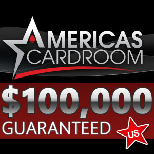 ACR $100K Guaranteed Tournament