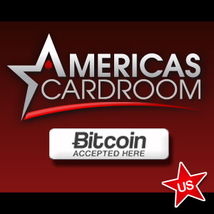 Americas Cardroom to Accept Bitcoin Deposits