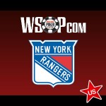 WSOP.com Partners Up with New York Rangers