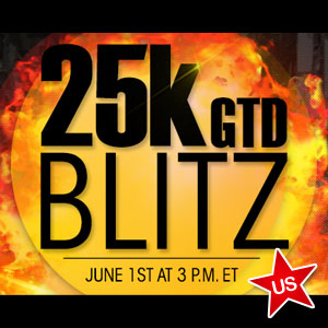 Full Flush Poker Promotes $25K Blitz with Gold Bar Giveaway