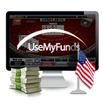 Deposit with UseMyFunds at US Poker Sites