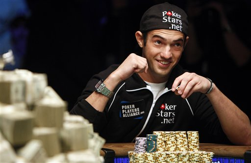 Joe Cada leaves PokerStars