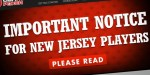 Ultimate Poker Bails from Titanic New Jersey Online Market