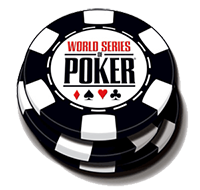 WSOP chip logo