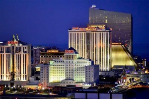 New Jersey online poker revenue