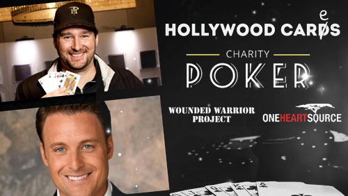 Phil Hellmuth Hollywood Cares