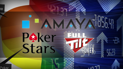 Amaya GVC 888 bwin.party PokerStars bidding war