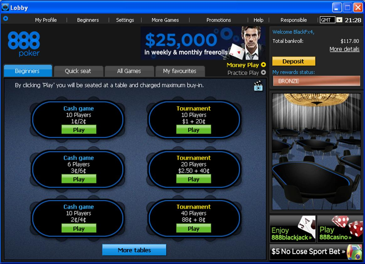 Legal poker websites for us players