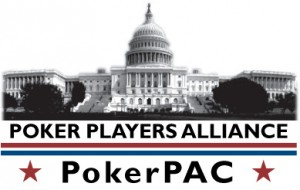 RAWA Poker Players Alliance Amaya lobbyist Washington DC