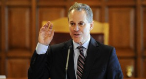 New York Attorney General Schneiderman