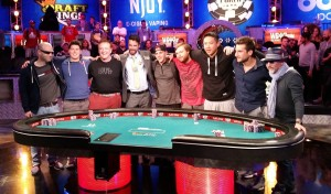 WSOP November Nine RAWA