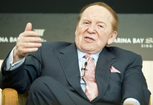 Sheldon Adelson political watchdog
