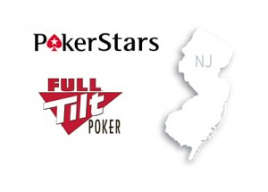Full Tilt PokerStars New Jersey