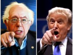 Donald Trump and Bernie Sanders Dominate New Hampshire Primaries