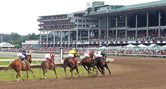 New Jersey online poker horse racetrack